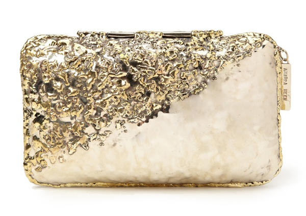 ebb & flow :: eye catching clutch