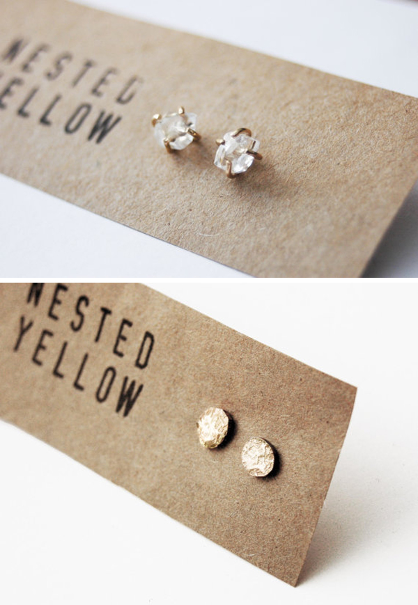 ebb & flow :: nested yellow