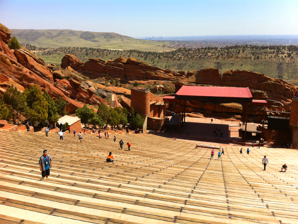 ebb & flow :: coloardo red rocks