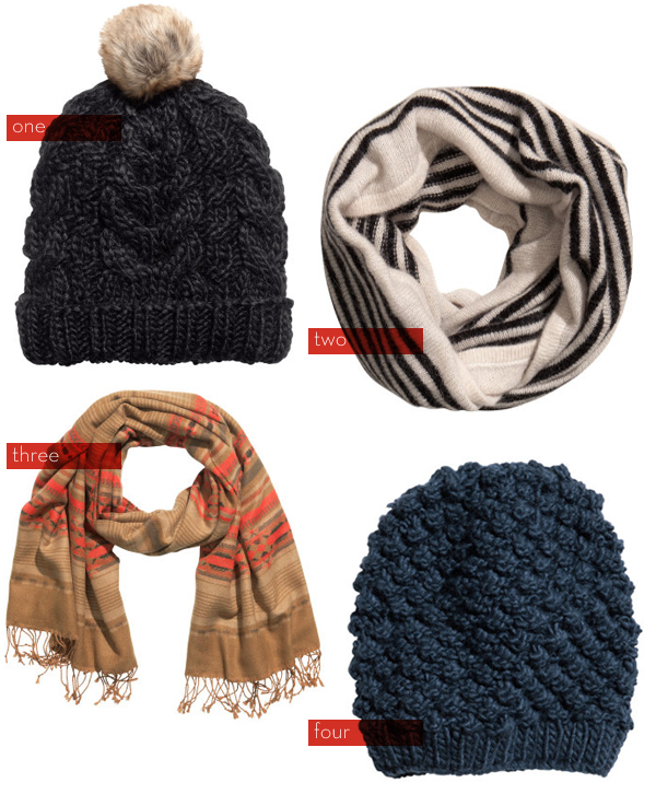 ebb & flow :: H&M winter picks