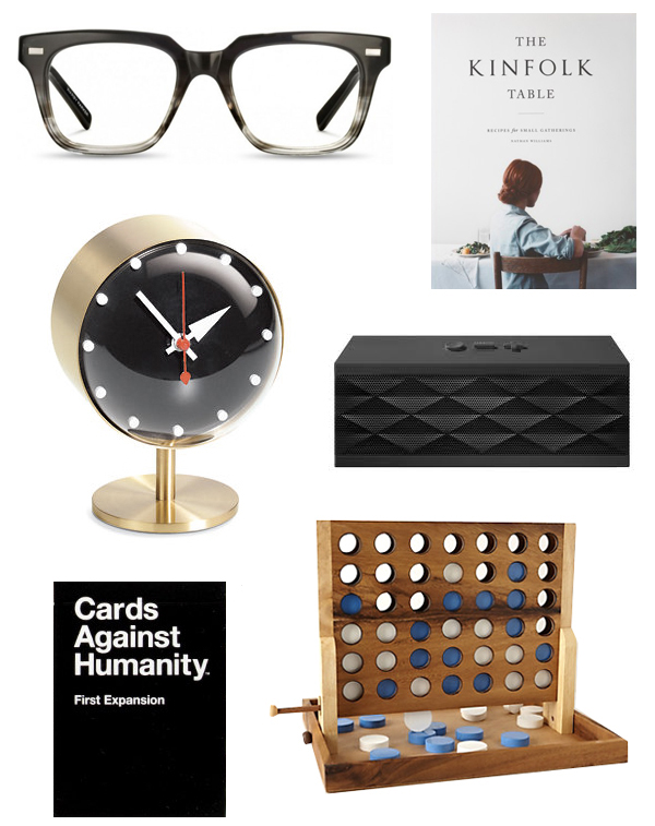 ebb & flow :: faucethead creative gift guide 2013