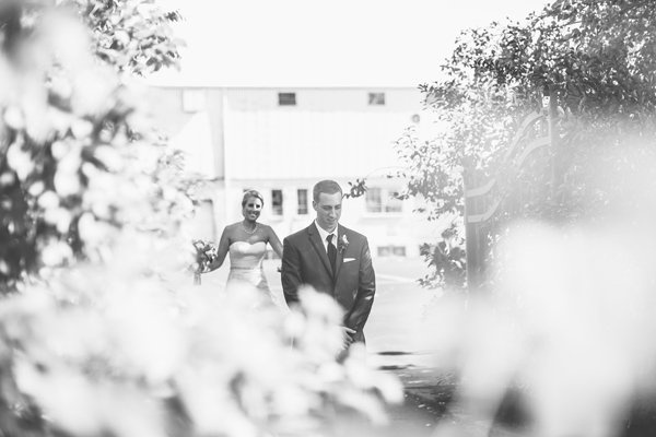 ebb & flow :: wedding first look & ceremony