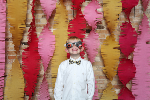 ebb & flow :: wedding photo booth