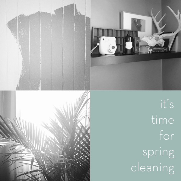 ebb & flow :: spring cleaning