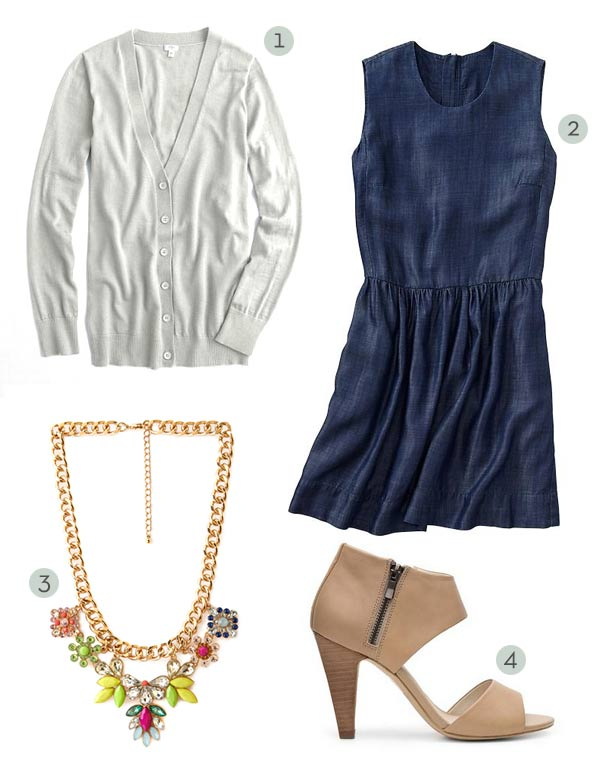 ebb + flow :: wedding outfit 1
