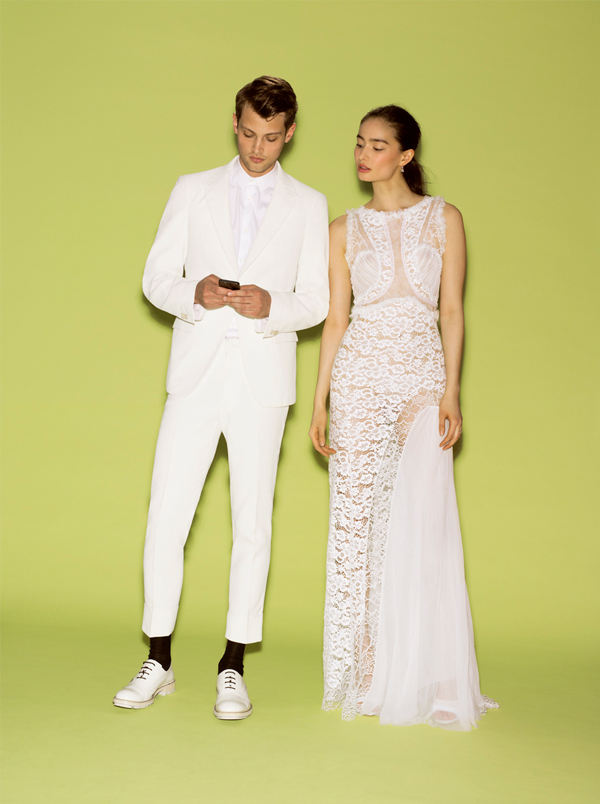 ebb + flow :: vogue wedding dresses