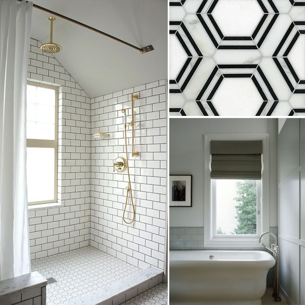 ebb + flow :: master bathroom plans