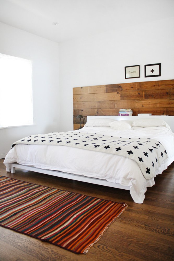ebb + flow :: guest room headboard idea