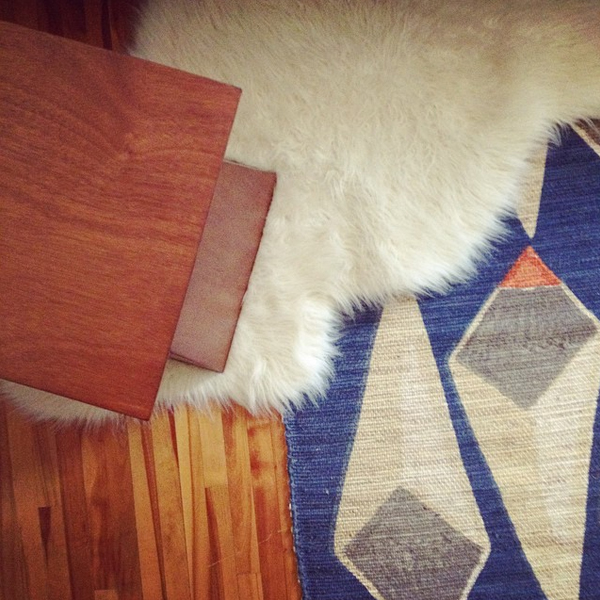 ebb + flow :: new west elm rug