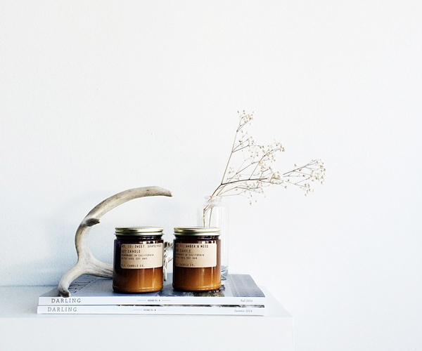 ebb + flow :: P.F. Candle Co.