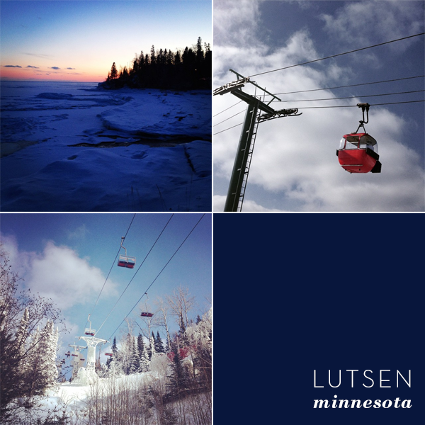 ebb + flow :: weekend in lutsen