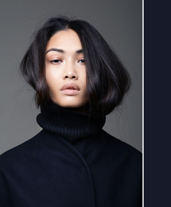 ebb + flow :: turtleneck bob
