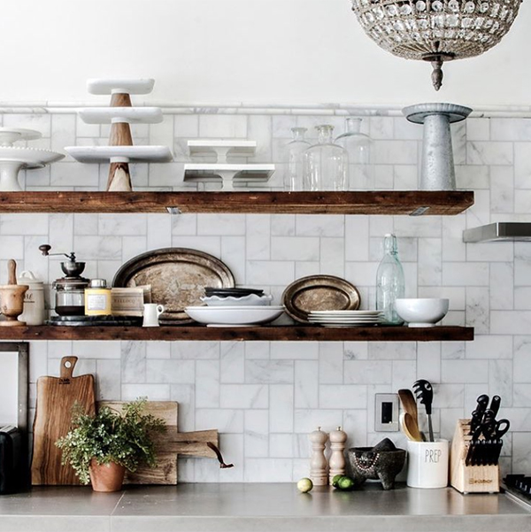 ebb + flow :: kitchen envy