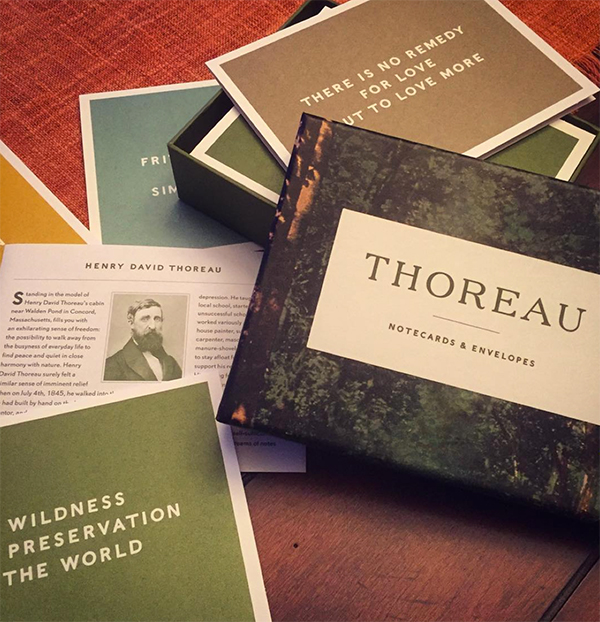 ebb + flow :: thoreau