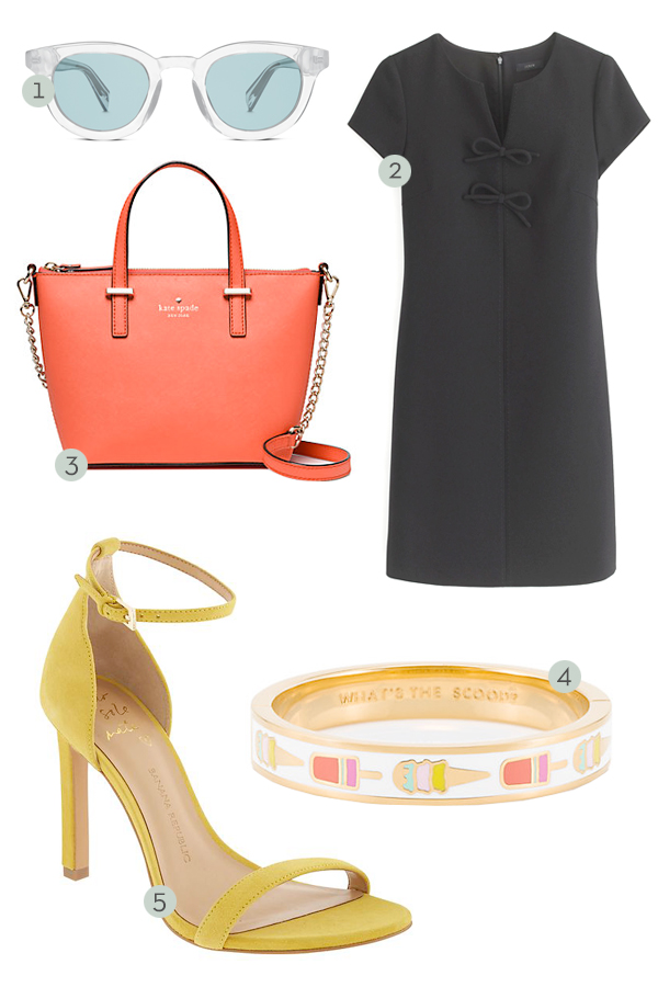 ebb + flow :: wedding outfit