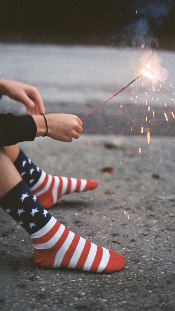 ebb + flow :: fourth of july
