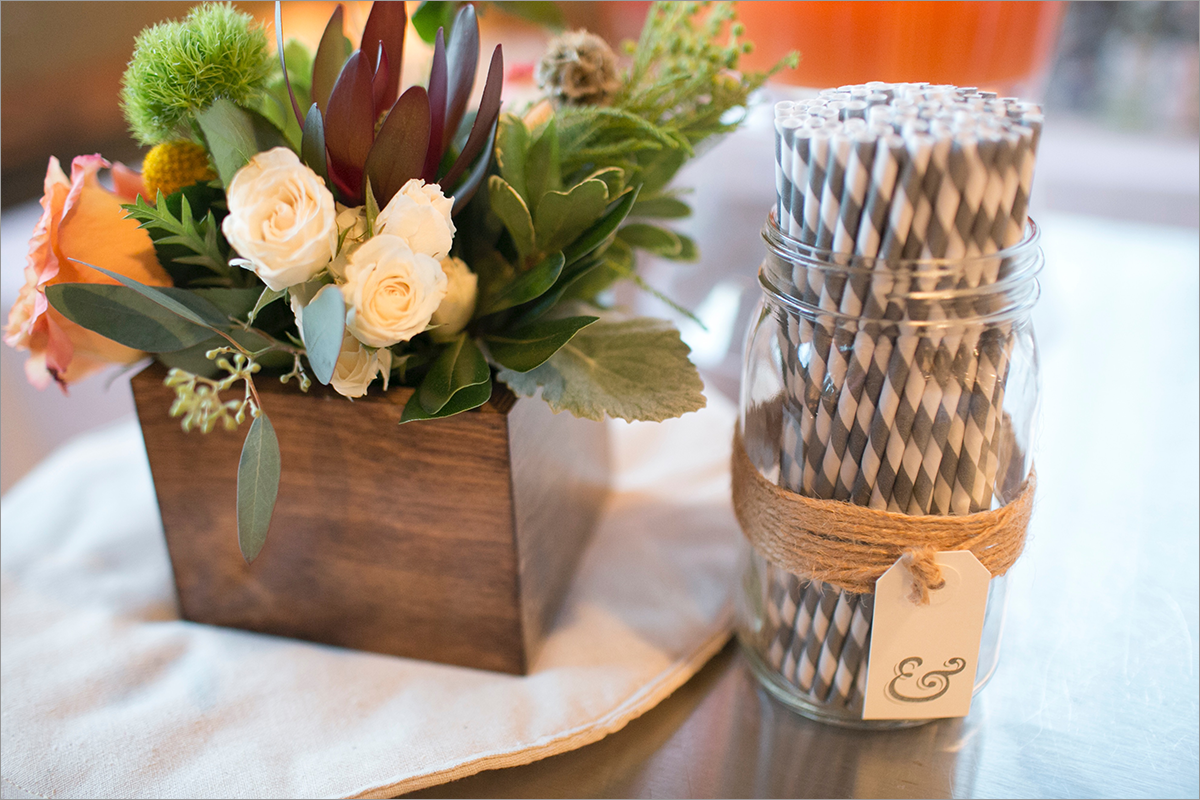Centerpiece Design + Event Decor