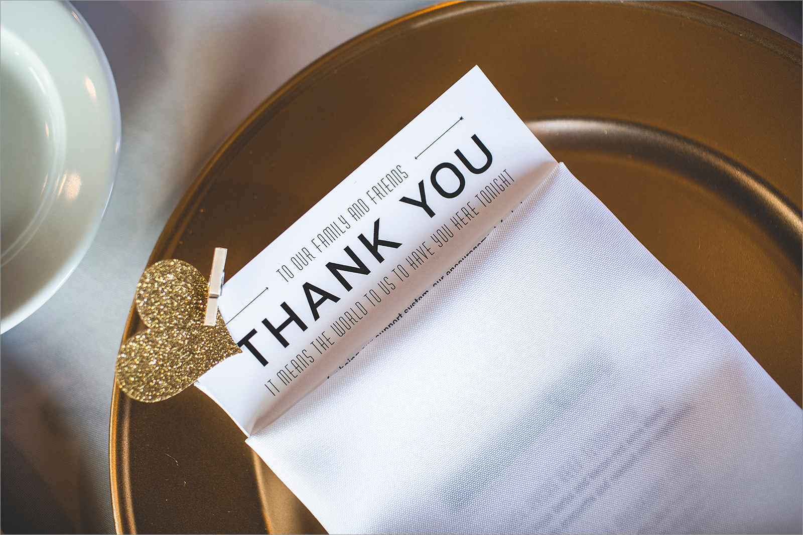 Guest Thank You Cards