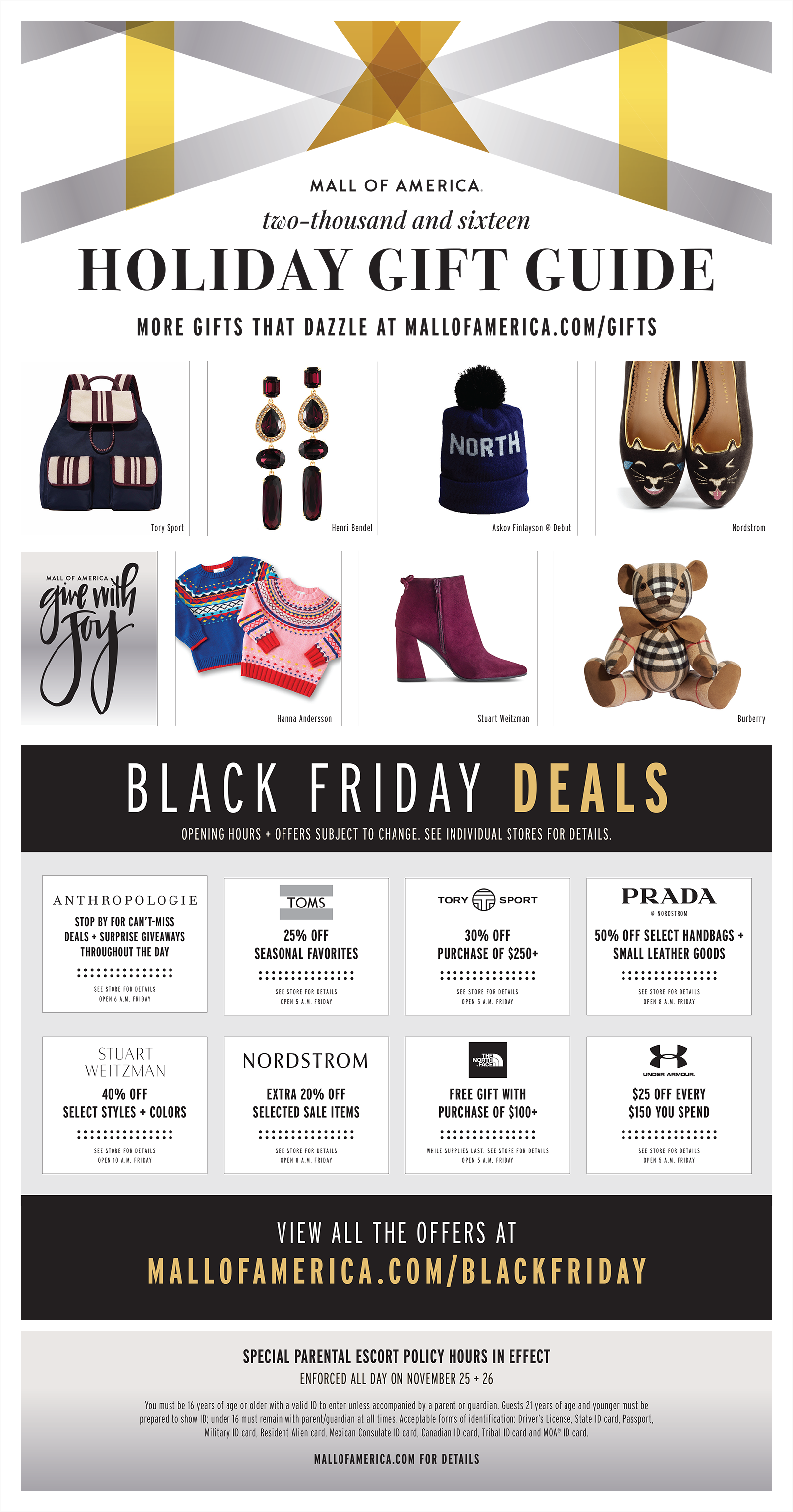 Star Tribune Black Friday Spadea Ad